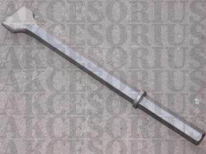 Łopatka szer. 75mm, 32x160 mm Hex, sześciokąt