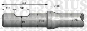 Krupp HM 600 / HM 601