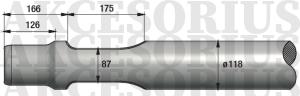 Montabert BRH 625 / M 900